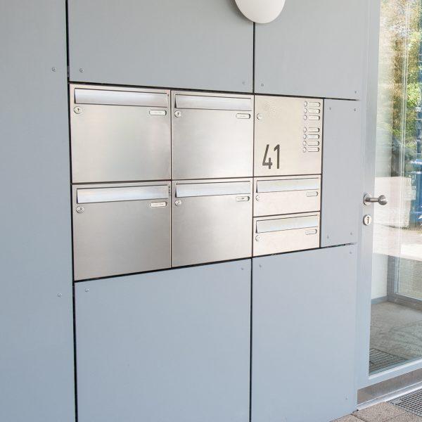 Renz Exclusive indbygget postkasse
