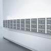 Renz Basic 700 postkasseanlæg på væg