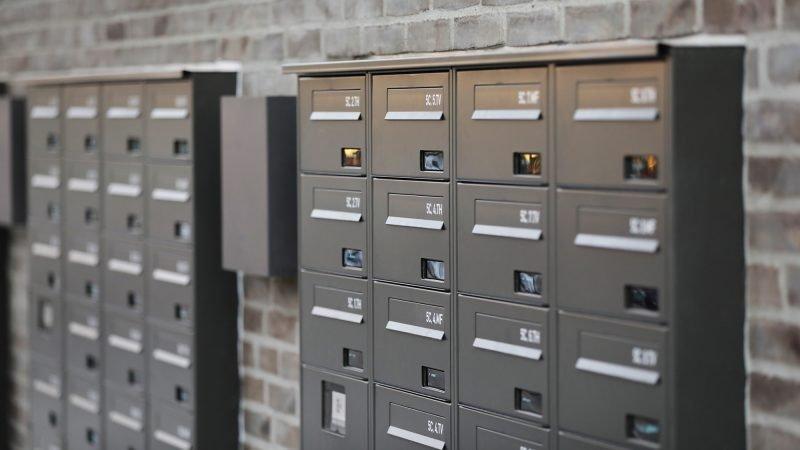 myRENZbox e-Line elektornisk postkasseanlæg, Beddingen Alaborg