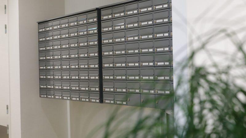 Renz Basic+ postkasseanlæg Banebo Plejeccenter i Viborg