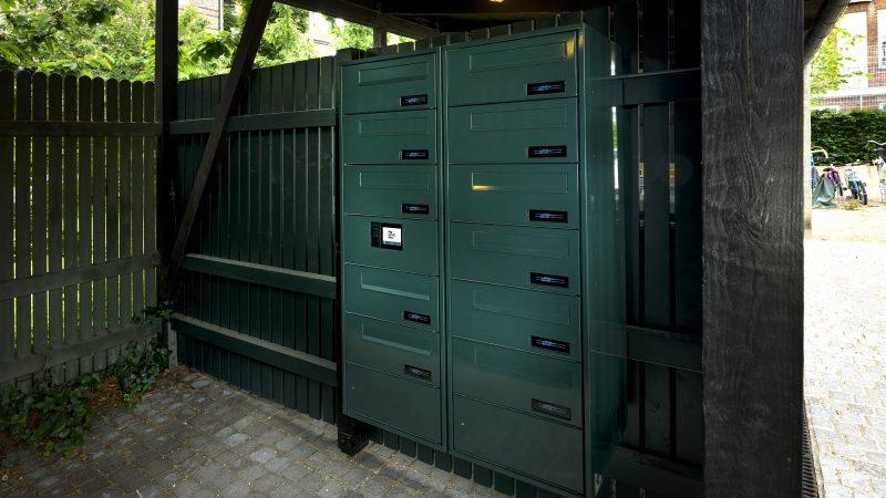 myRENZbox e-Line elektornisk postkasseanlæg, Søkvæksthuset