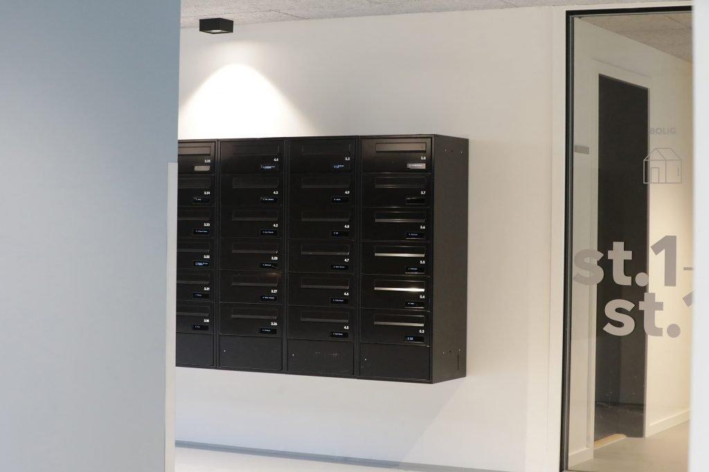 myRENZbox e-Line elektornisk postkasseanlæg-finlandsgade-aarhus